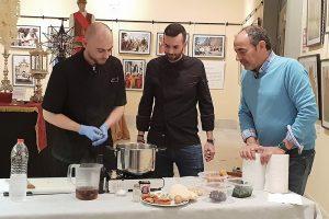 Jornada gastronómica en Cabra