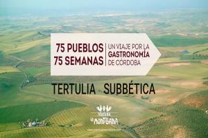 De la Subbética cordobesa al Alto Guadalquivir