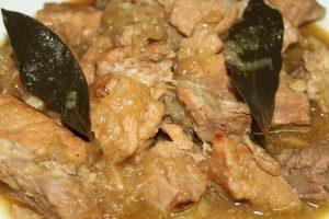 Recetas tradicionales de Bujalance en Taberna la Montillana