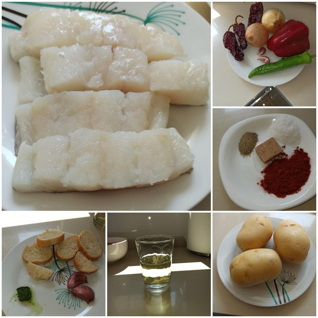 ¿Nos enseñas tu receta? Bacalao de mi Abuela - José Manuel Obrero