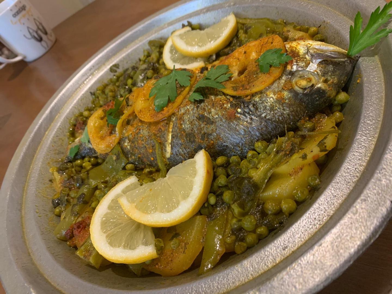 ¿Nos enseñas tu receta? Tajín de pescado - Mohamed Essammouzi