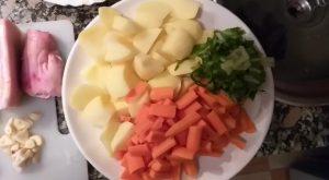 ¿Nos enseñas tu receta? Fabes con manitas - José Requena