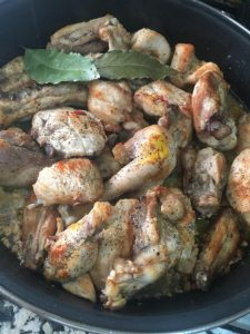 ¿Nos enseñas tu receta? Pollo en salsa - Antonio Moreno