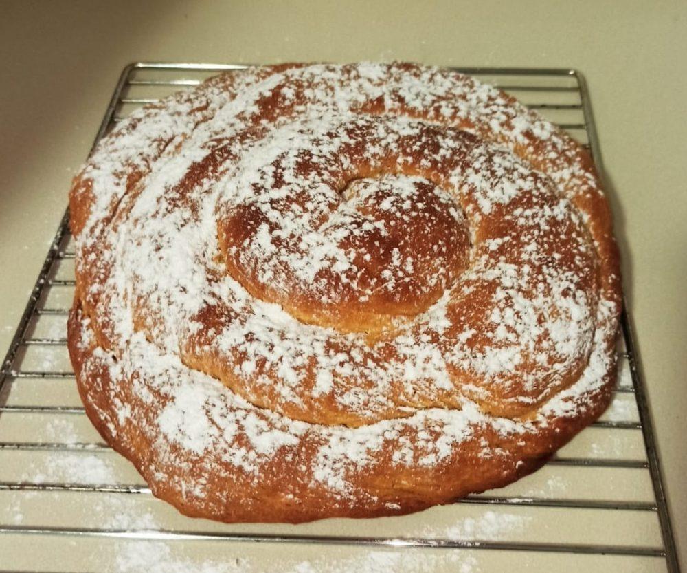 ¿Nos enseñas tu receta? Ensaimada Menorquina - José Manuel Obrero
