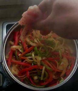 ¿Nos enseñas tu receta? Tallarines – Fran Barceló